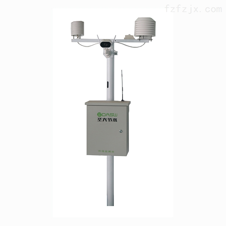 12要素-环境监测气象站 圣大节水 智慧农业